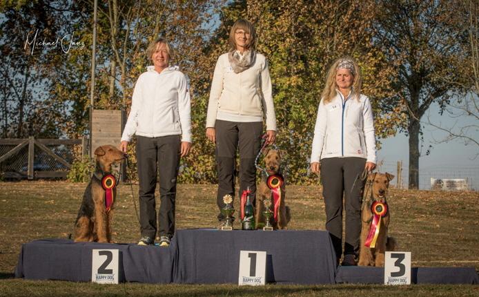 KfT-Obedience-Klubsiegerprüfung am 20./21. Oktober 2018 in Ellwangen