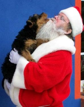 Caroline_und_der_Weihnachtsmann1