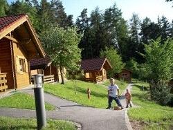 Blockhaus Hedwig im Bayerischen Wald