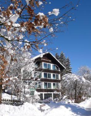 Grainau/Zugspitze – Landhotel garni Grainauer Hof