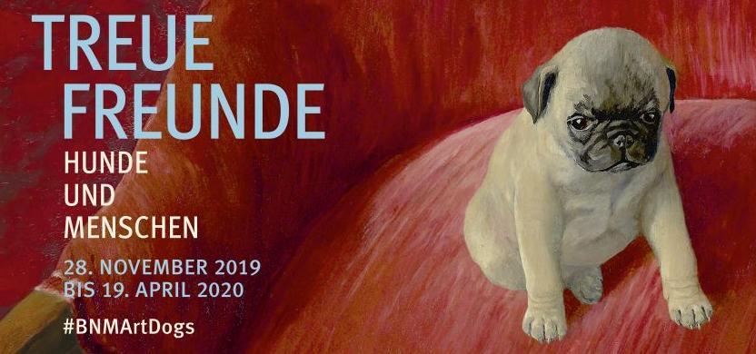 Ausstellung im Bay. Natinalmuseum, München, 28.11.19-19.4.20
