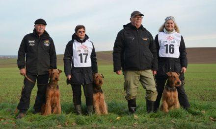 Deutsche Meisterschaft der Fährtenhunde VDH