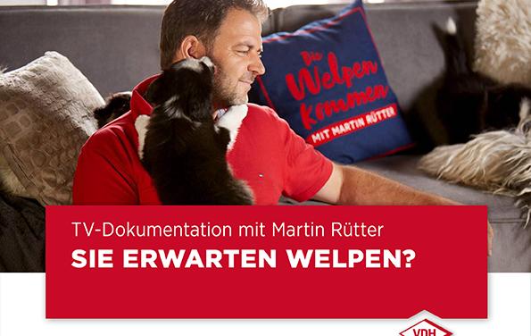 TV-Dokumentation mit Martin Rütter