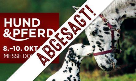 Abgesagt: Hund & Pferd in Dortmund